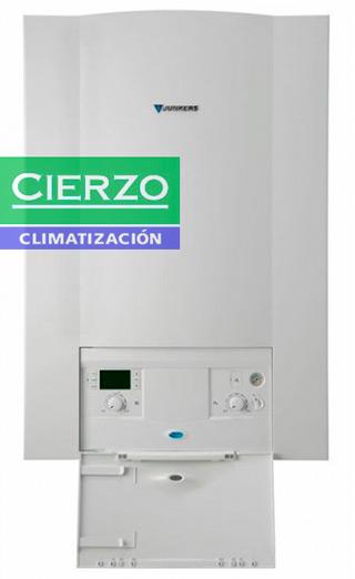 Cierzo clima servicio t cnico junkers zaragoza calderas for Servicio tecnico roca zaragoza