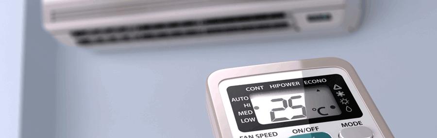 aire acondicionado temperatura de confort