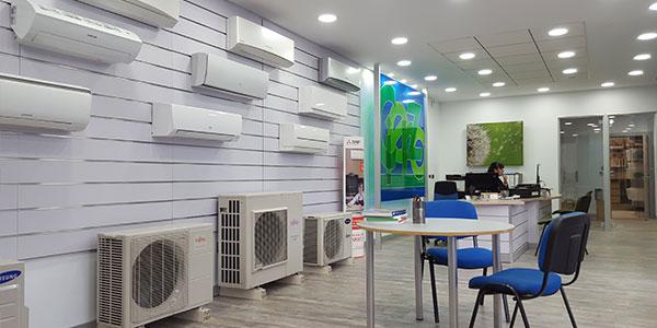 Oficina Cierzo Clima