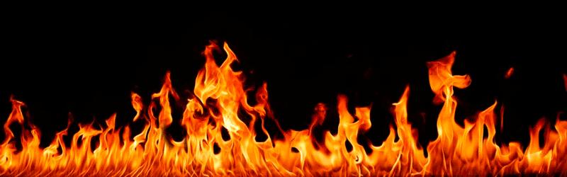 las fuego calentar calefacción